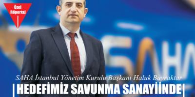 BUSINESS TURK Haluk Bayraktar Röportajı