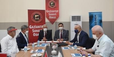 Gaziantep Sanayi Odası ve SAHA İstanbul, Türkiye İçin Güçlerini Birleştirdi