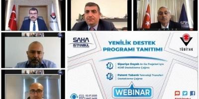 TÜBİTAK şirketleri Türkiye için işbirliği yapmaya çağırıyor