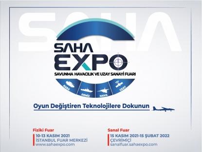 SAHA EXPO 2021, 10 - 13 Kasım 2021'de İstanbul Fuar Merkezinde